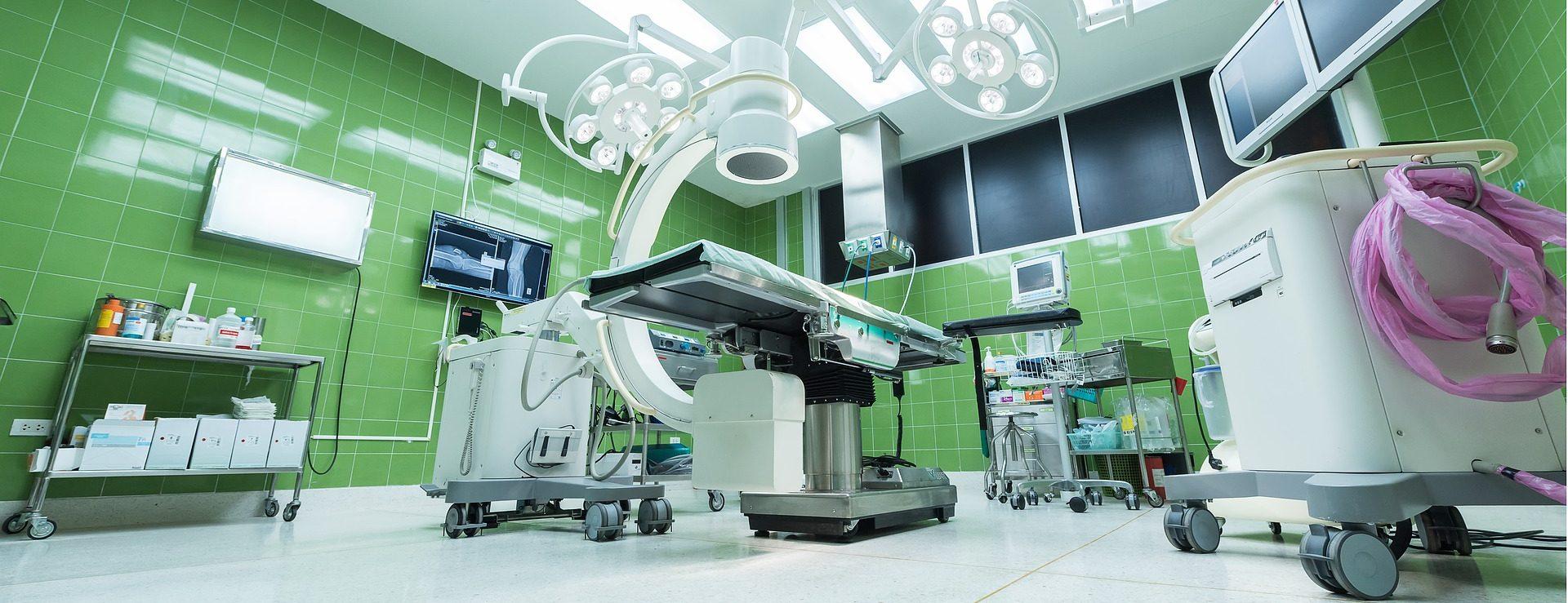 Salle d'opération médicale de pointe